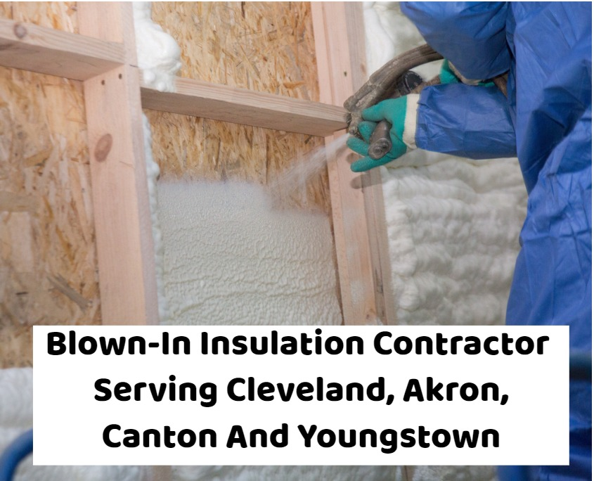 The Cottom's Wildlife Removal Company Installs Insulation In Attics, Homes, Ceilings, Garages, Interior Walls, Crawl Spaces, Basements And Roofs. CWR Is A Blown-In Insulation Contractor That Has Been Serving Cleveland Akron Canton And Youngstown Ohio Families Since 1986