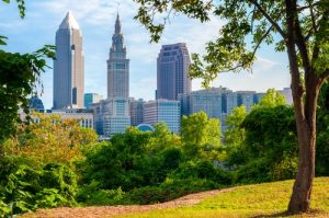 Cleveland Ohio Skyline Photo - Expert Wildlife Trapping And Removal Services For Cleveland And Northern Ohio Homeowners And Businesses