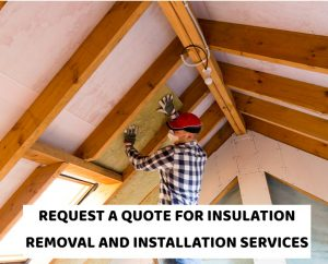 Call 440-236-8114 Request A Quote For Insulation Removal And Installation Services In Cleveland, Akron, Canton, Youngstown And Northeast Ohio
