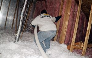 Attic Insulation Removal And Replacement Services For Ohio Homeowners In Cleveland, Cincinnati, Toledo And Columbus